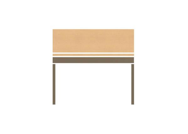 FUsion Maple Maple Tan