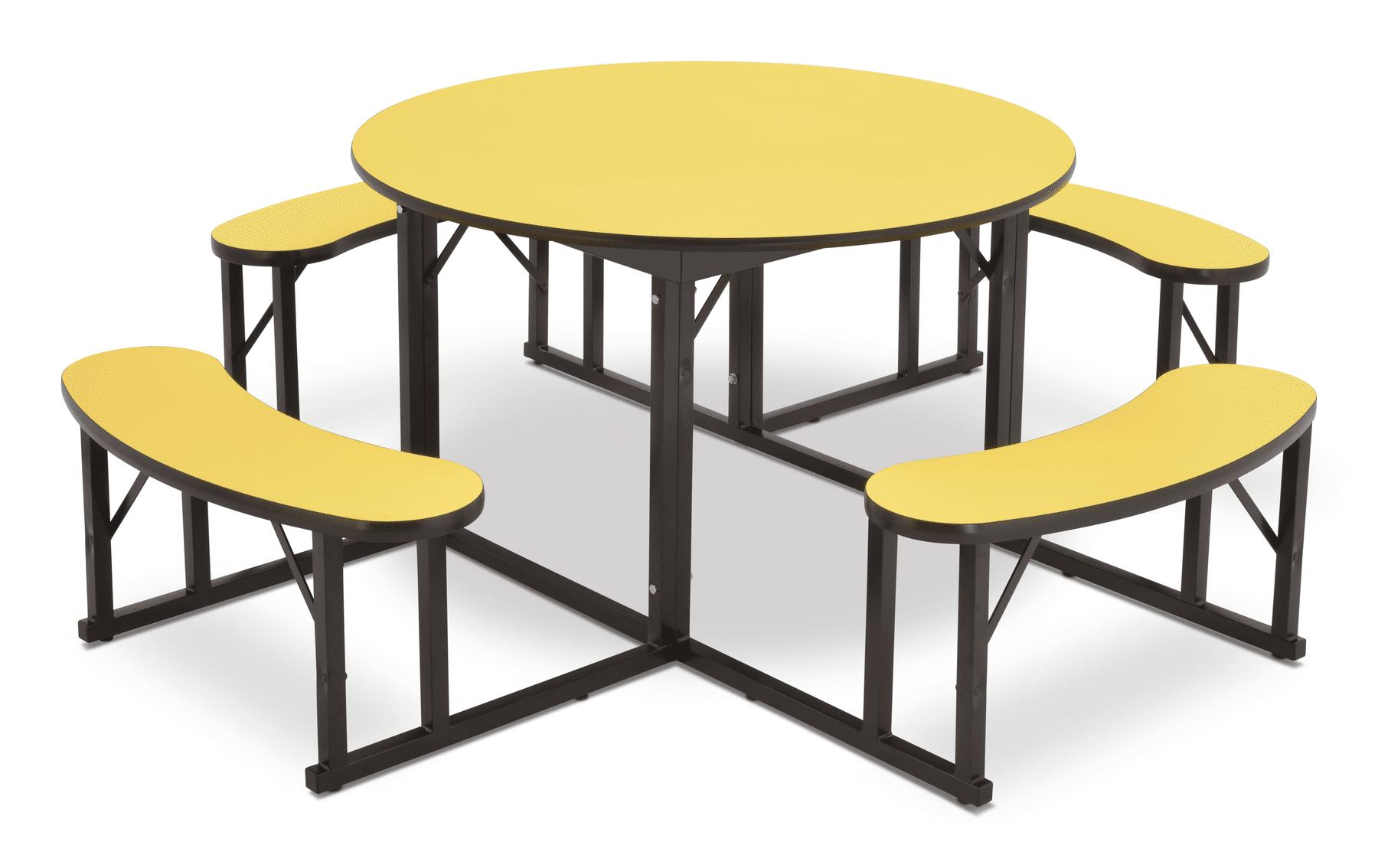 Round Cafeteria Series