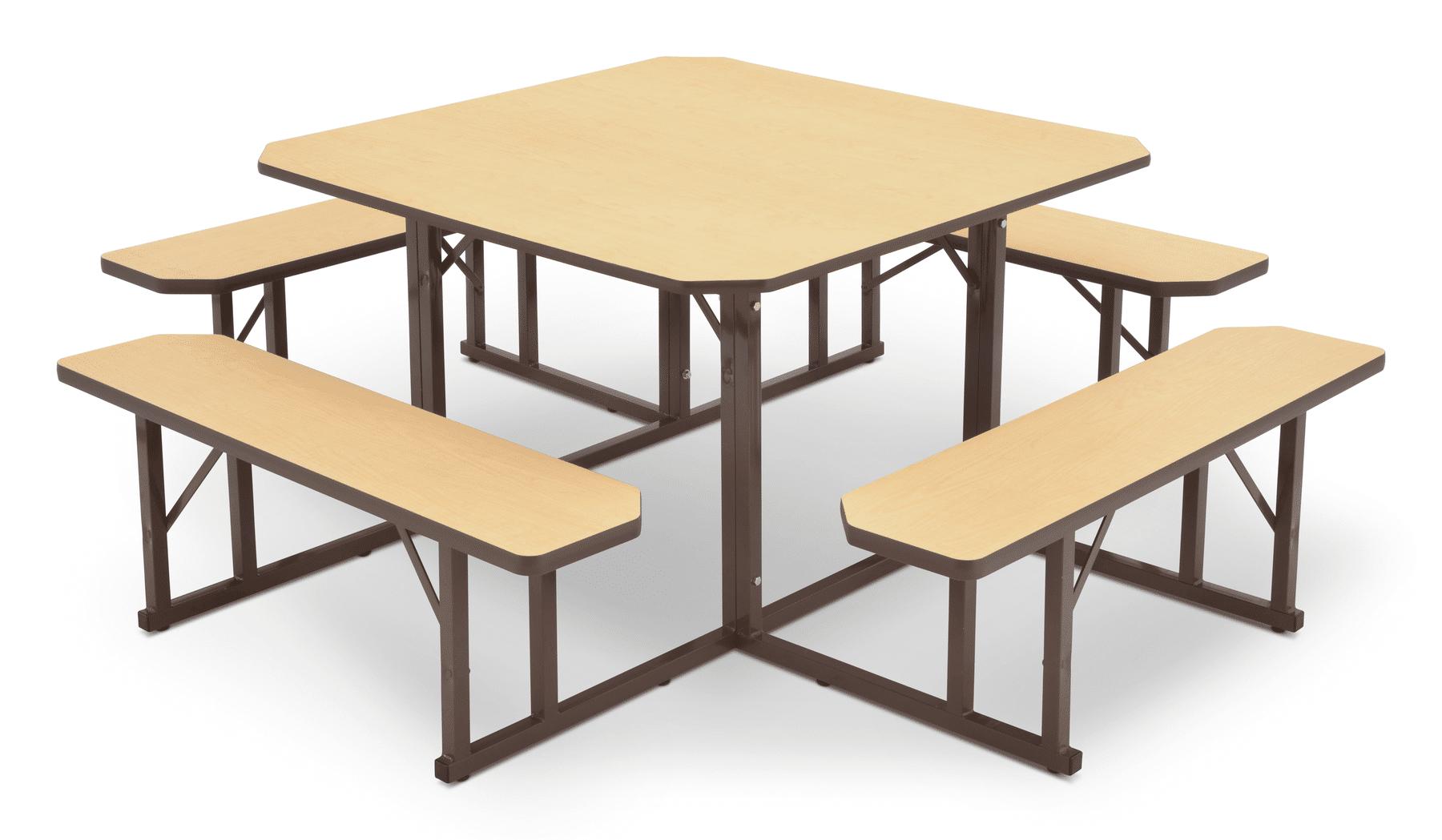 Square Cafeteria Series