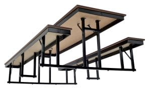 Cantilever Bases