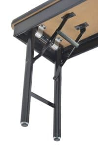 Compression Lock w Cantilevered Bracing Bench